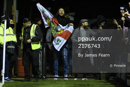 Bromley v Yeovil Town, Greater London, UK - 30 Nov 2019.
