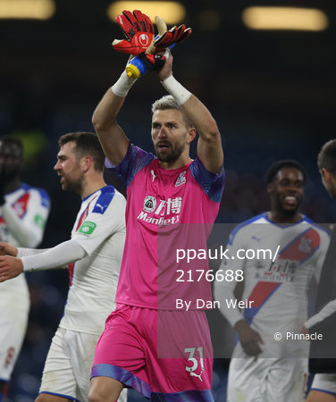 Burnley v Crystal Palace, Burnley - 30 November 2019