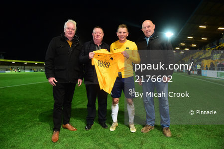 Torquay United v Stockport County, Torquay, UK - 30 Nov 2019
