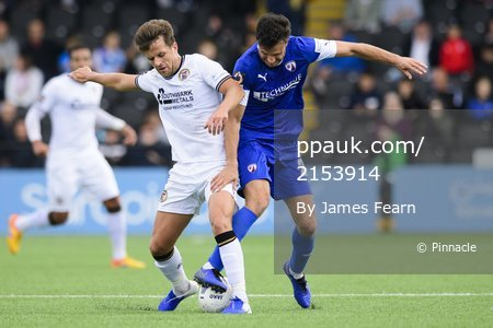 Bromley v Chesterfield, Greater London, UK - 7 Sep 2019.