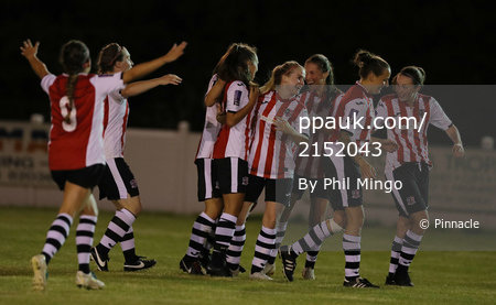 Exeter City WFC v Buckland Athletic WFC, Exeter, UK - 5 Sept 2019