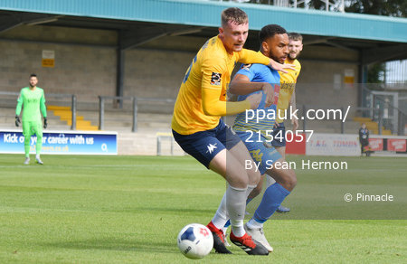 Torquay United v Harrogate Town, Torquay, UK -7 Sep 2019