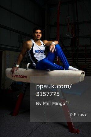 Gymnast, Louis Smith 110612