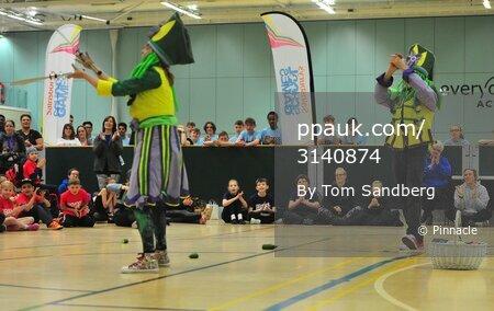 Devon Spring Ability Games, Plymouth, UK - 27 Apr 2017
