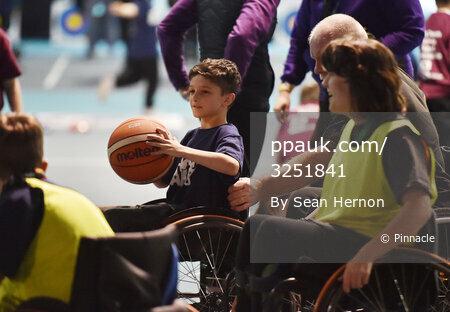 Devon Ability Games North, Barnstaple, UK - 31 Jan 2018