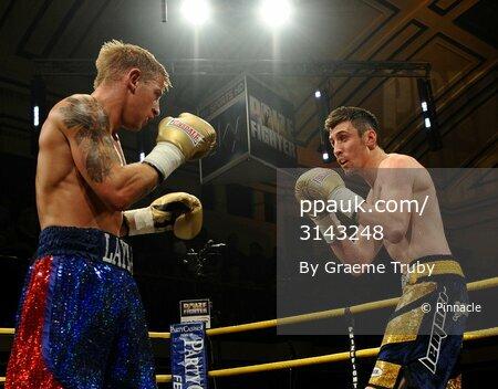 Gary Sykes v Scott Lawton 201110