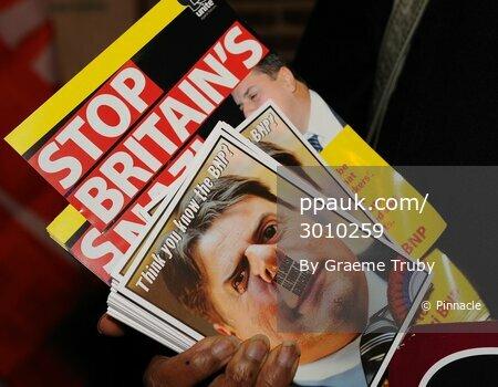 Fight Against BNP Demo 191109