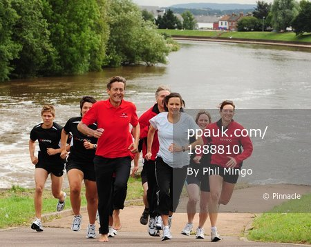 Run In England Launch 170709