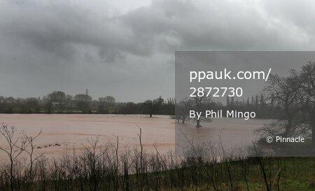 Devon Floods 010114