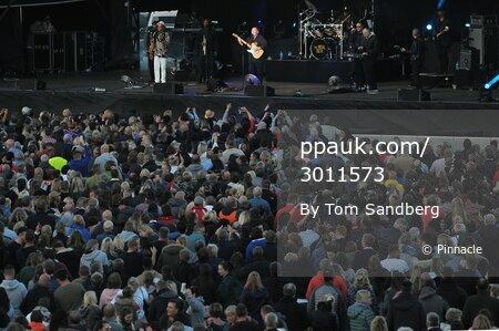 UB40 at Taunton Racecourse, Taunton, UK - 11 June 2017
