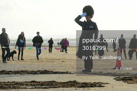 Pages of the Sea, Weston - Super - Mare, UK - 11 Nov 2018