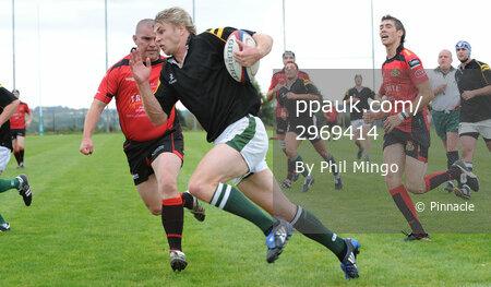 Exeter Athletic v Redruth 260909