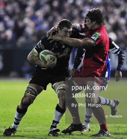 Bath v Edinburgh 131209