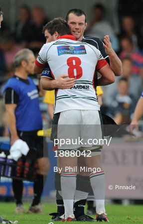 Exeter Chiefs v Plymouth Albion 260909