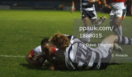 Coventry v Plymouth Albion 231009