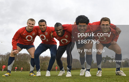 England U18 Training 270309