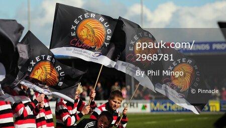Exeter Chiefs v Newbury 280309
