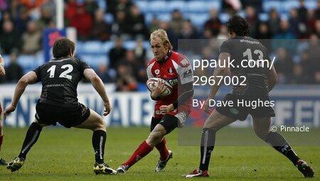 Gloucester Rugby v OSPREYS 28032009