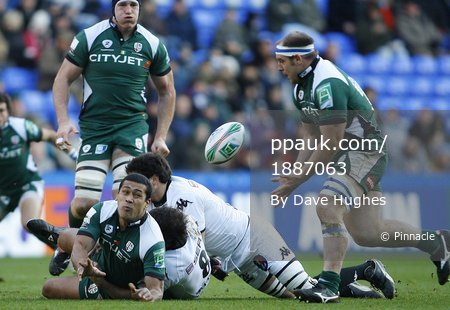 Irish v CA Brive 191209