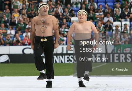 London Irish v Gloucester 130909