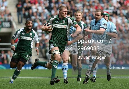 London Irish v Leicester 160509