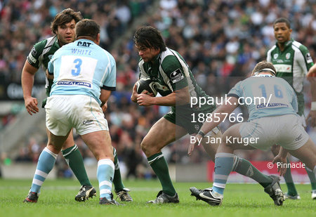 London Irish v Leicester 160509