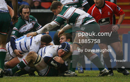 Leicester Tigers v Bath Rugby 04012009