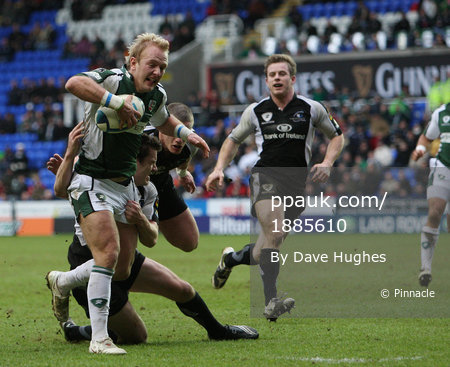 London Irish V Connacht 17012009