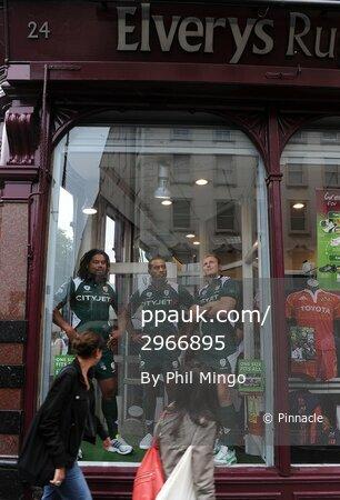 London Irish in Dublin 270809
