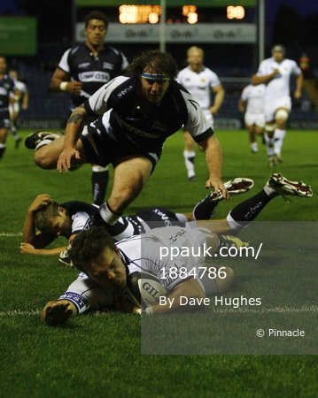 Sale Sharks v Exeter Chief 28082009