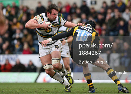 London Wasps v Northampton Saints 220209