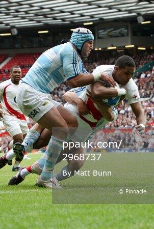Argentina V England 060609