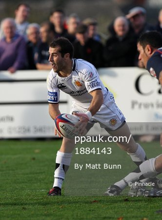 Bedford v Exeter Chiefs 311009