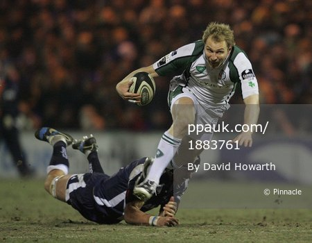 Sale Sharks v London Irish 090109