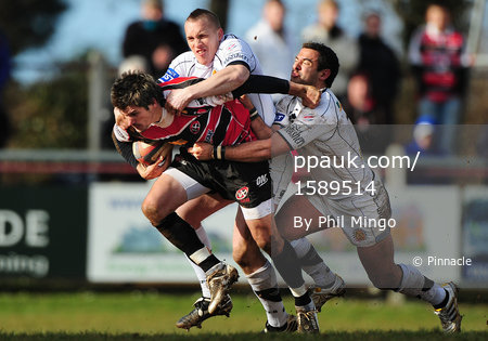 Pirates v Exeter 280210