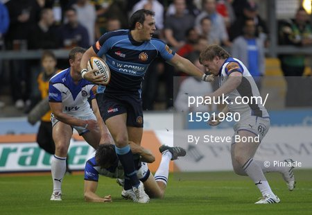 Exeter Chiefs 7s v Bath Rugby 7s 300710