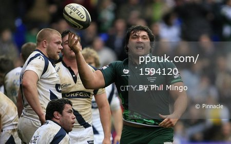 London Irish v Sale 280310