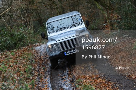 Chiefs Land Rover Experience  301110
