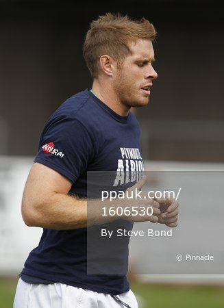 Bedford v Plymouth Albion 280810