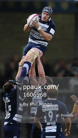 Bristol Rugby v Cornish Pirates 260910