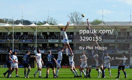 Bath v Exeter Chiefs 090411