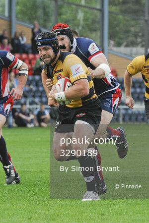Doncaster v Cornish Pirates 160411