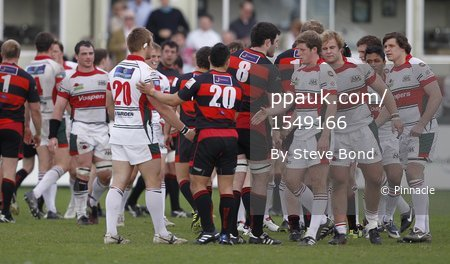 Moseley v Plymouth Albion 160411