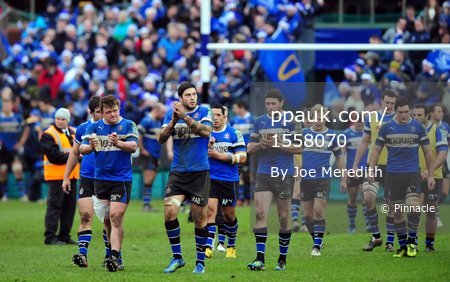 Bath v Leinster 111211