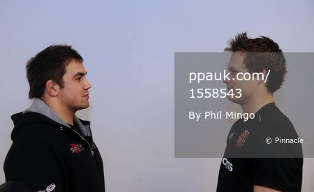 Exeter Chiefs Press Call 151211