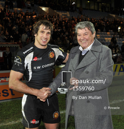 Exeter Chiefs v Worcester 031211