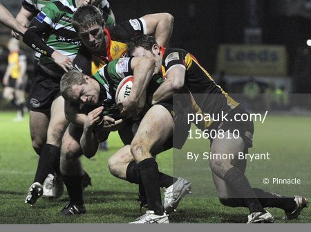 Leeds v Pirates 111211