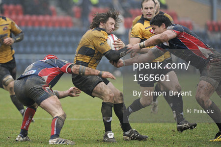Doncaster v Cornish Pirates 190211