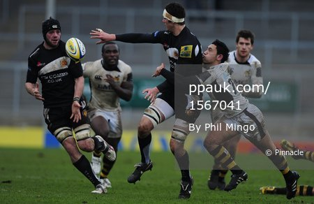 Exeter Chiefs A v Wasps A 200211
