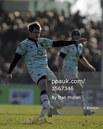 Exeter Chiefs v Northampton 060311